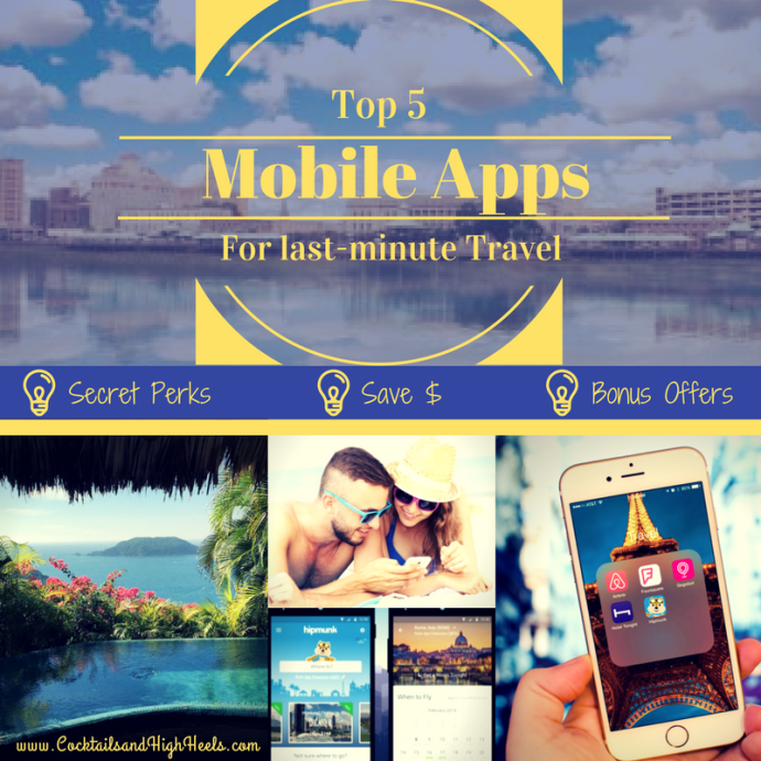 Top 5 Vacation Apps